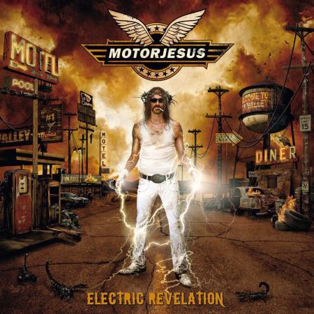 Motorjesus - Electric Revelation (2014)