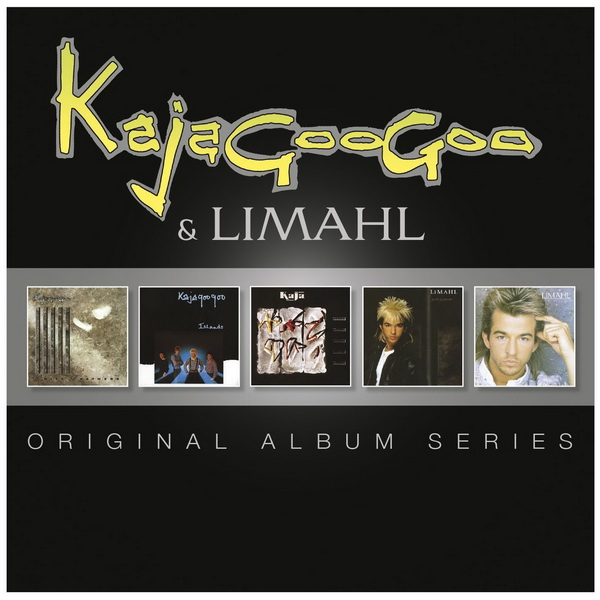 Kajagoogoo & Limahl: Original Album Series - 5CD Box Set Parlophone Records 2014