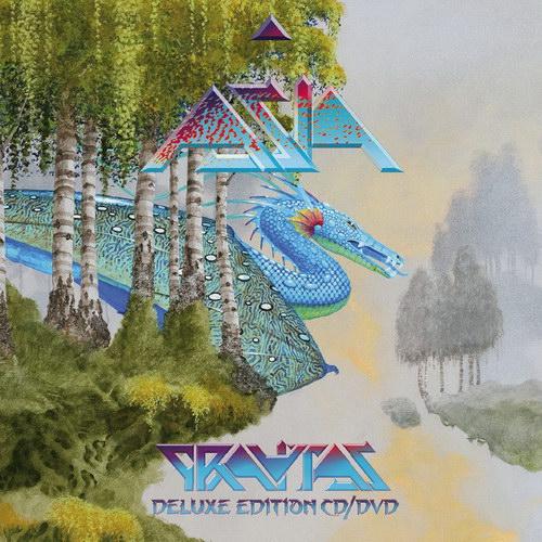 Asia - Gravitas [Deluxe Edition] (2014)