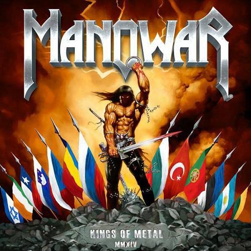 Manowar - Kings of Metal MMXIV (2014)