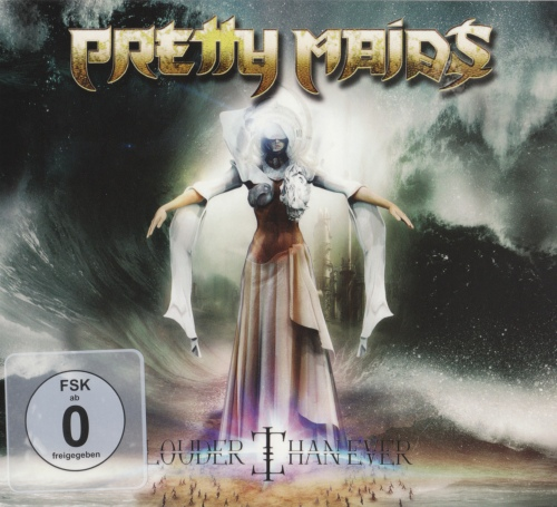 Pretty Maids - Louder Than Ever [Limited Edition] (2014)