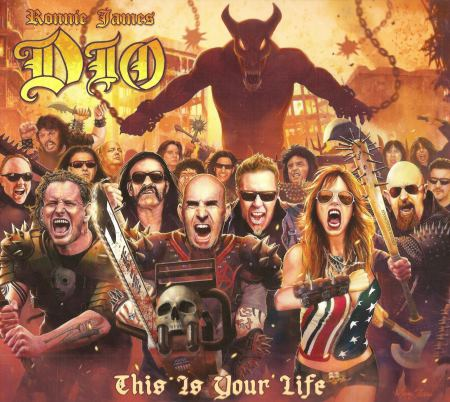 VA [Various Artists] - Ronnie James Dio - This Is Your Life (2014)