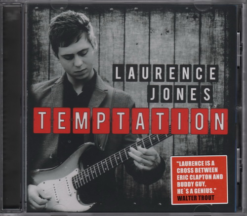 Laurence Jones - Temptation (2014)