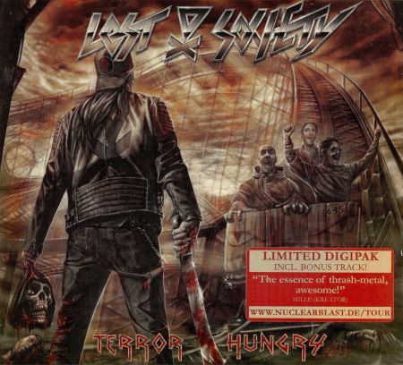 Lost Society - T�rror Hungry [Limited Edition] (2014)