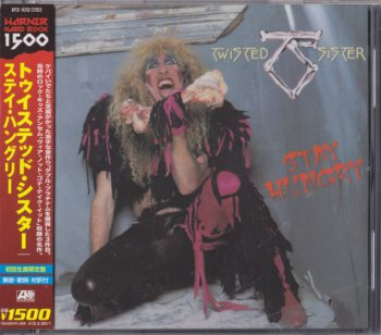Twisted Sister- Stay Hungry Japan Remastered (1984-2009)