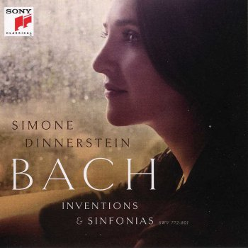 Simone Dinnerstein - Bach: Inventions & Sinfonias (2014)
