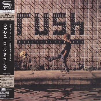 Rush - Roll The Bones (Japan Edition) (2013)