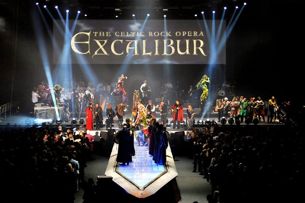 Alan Simon - Excalibur - The Celtic Rock Opera (1998-2012)