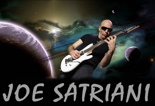 Joe Satriani - Discography (1986-2015)