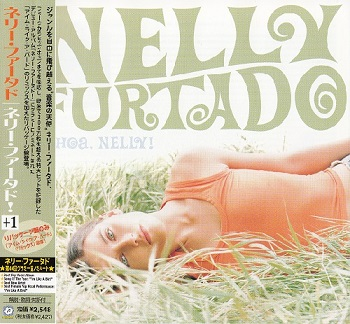 Nelly Furtado - Whoa, Nelly! (Japan Edition) (2002)