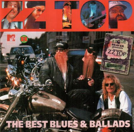 ZZ Top - The Best Blues & Ballads (2004)