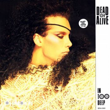 Dead Or Alive - In Too Deep (�Off Yer Mong� Mix) (Vinyl, 12'') 1985