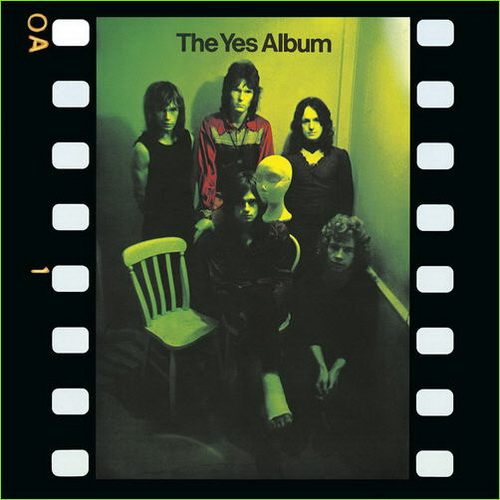 Yes: 1971 The Yes Album - Definitive Edition CD + Blu-ray Set Panegyric / Atlantic Records 2014