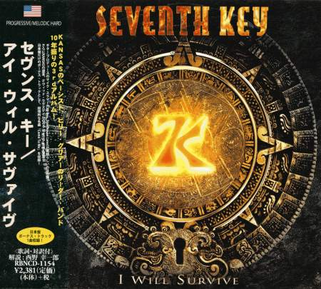 Seventh Key - I Will Survive [Japanese Edition] (2013)