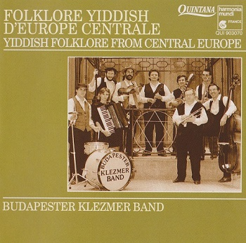 Budapester Klezmer Band - Yiddish Folklore (1992)