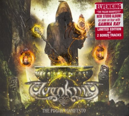Elvenking - The Pagan Manifesto [Limited Edition] (2014)