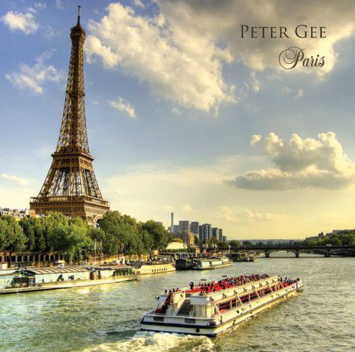 Peter Gee - Paris (2013)