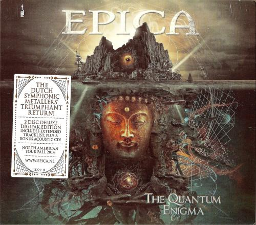 Epica - The Quantum Enigma [Limited Edition] (2014)