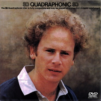 Art Garfunkel - Angel Clare [DVD-Audio] (1973)
