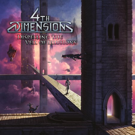 4th Dimension - Dispelling The Veil Of Illusions (2014)