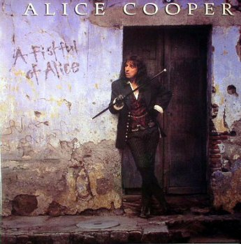 Alice Cooper - A Fistful Of Alice 1997 2LP (Vinyl Rip 24/96)