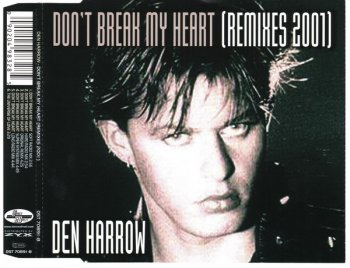 Den Harrow - Don't Break My Heart (Remixes 2001) (CD, Maxi-Single) 2001
