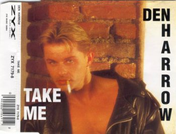 Den Harrow - Take Me (CD, Maxi-Single) 1993