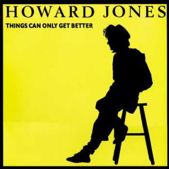 Howard Jones - Things Can Only Get Better (Vinyl, 12'') 1985
