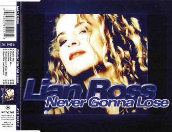 Lian Ross - Never Gonna Lose (CD, Maxi-Single) 2005