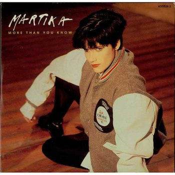 Martika - More Than You Know (CD, Maxi-Single) 1989