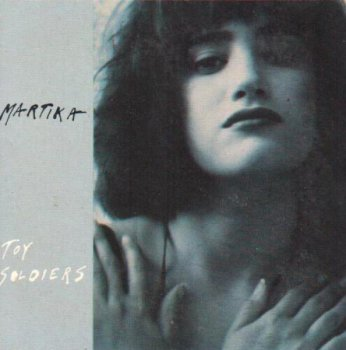 Martika - Toy Soldiers (CD, Maxi-Single) 1989
