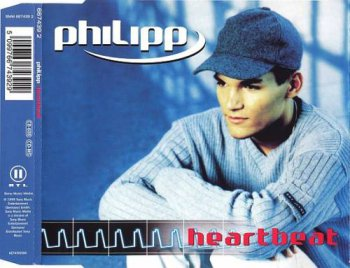 Philipp - Heartbeat (CD, Maxi-Single) 1999