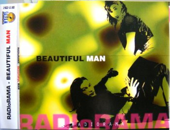 Radiorama - Beautiful Man (CD, Maxi-Single) 1998