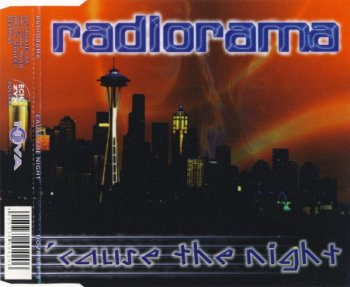 Radiorama - Cause The Night (CD, Maxi-Single) 1997
