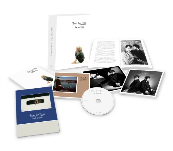 Tears For Fears - 1983 The Hurting ● 30th Anniversary Edition Box Set + Blu-ray Audio / 1985 Songs From The Big Chair Mini LP PT-SHM