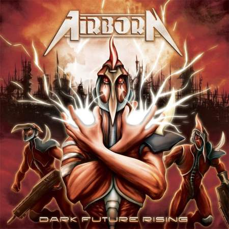 Airborn - Dark Future Rising [Limited Edition] (2014)