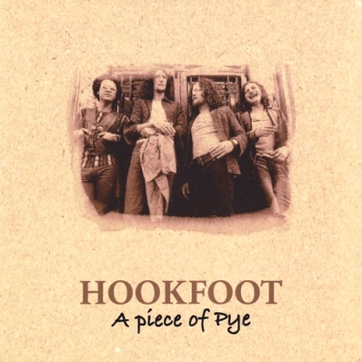 Hookfoot - A Piece of Pye (1969) [Reissue 2010]