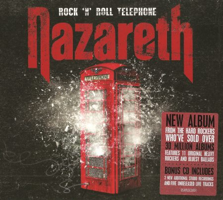 Nazareth - Rock 'n' Roll Telephone [2CD] (2014)