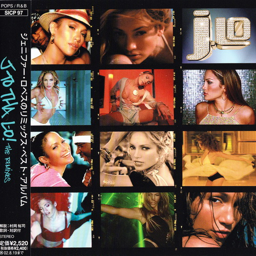 (Pop) [CD] Jennifer Lopez - J To Tha L-O! The Remixes (Japan) - 2002, FLAC (image+.cue), lossless