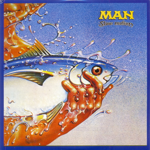 Man: Original Album Series - 5CD Box Set Parlophone Records 2014