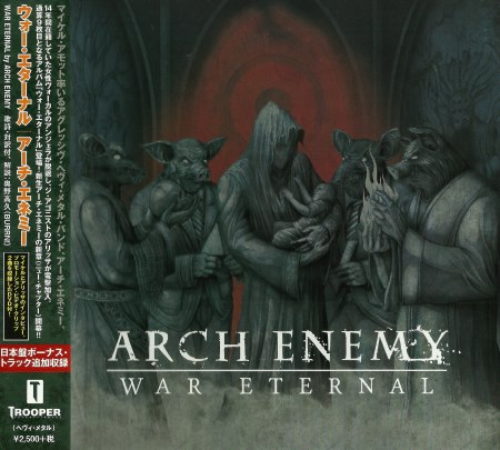 Arch Enemy - War Eternal [Japanese Edition] (2014)