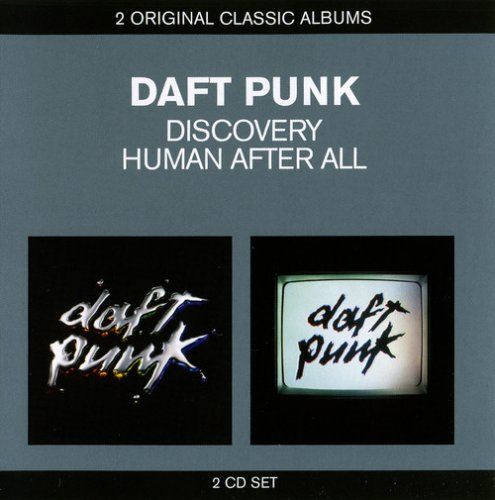Daft Punk - Discovery & Human After All (2001)