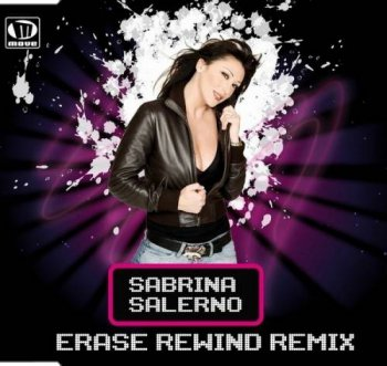 Sabrina Salerno - Erase Rewind Remix (CD, Maxi-Single) 2009