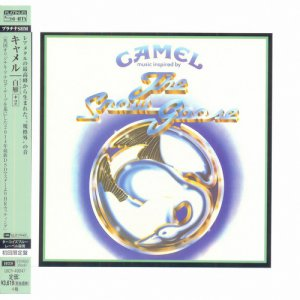 Camel: 3 Albums - Mini LP Platinum SHM-CD Universal Music Japan 2014