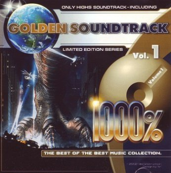 VA - 1000% Golden Soundtrack - Vol.1 (2002)