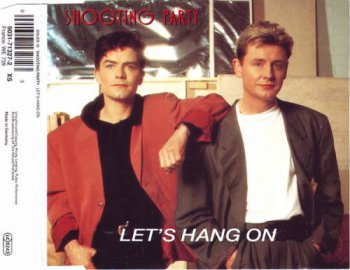 Shooting Party - Let's Hang On (CD, Maxi-Single) 1990
