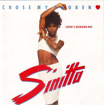 Sinitta - Cross My Broken Heart-Toy Boy (CD, Maxi-Single) 1988