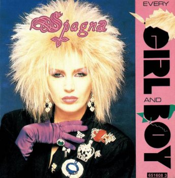 Spagna - Every Girl And Boy (CD, Mini, Single) 1988