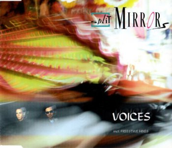 Split Mirrors - Voices (CD, Maxi-Single) 2000