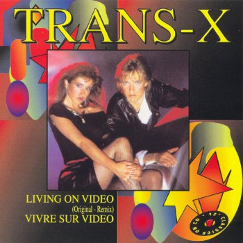 Trans-X - Living On Video (CD, Maxi-Single) 1993